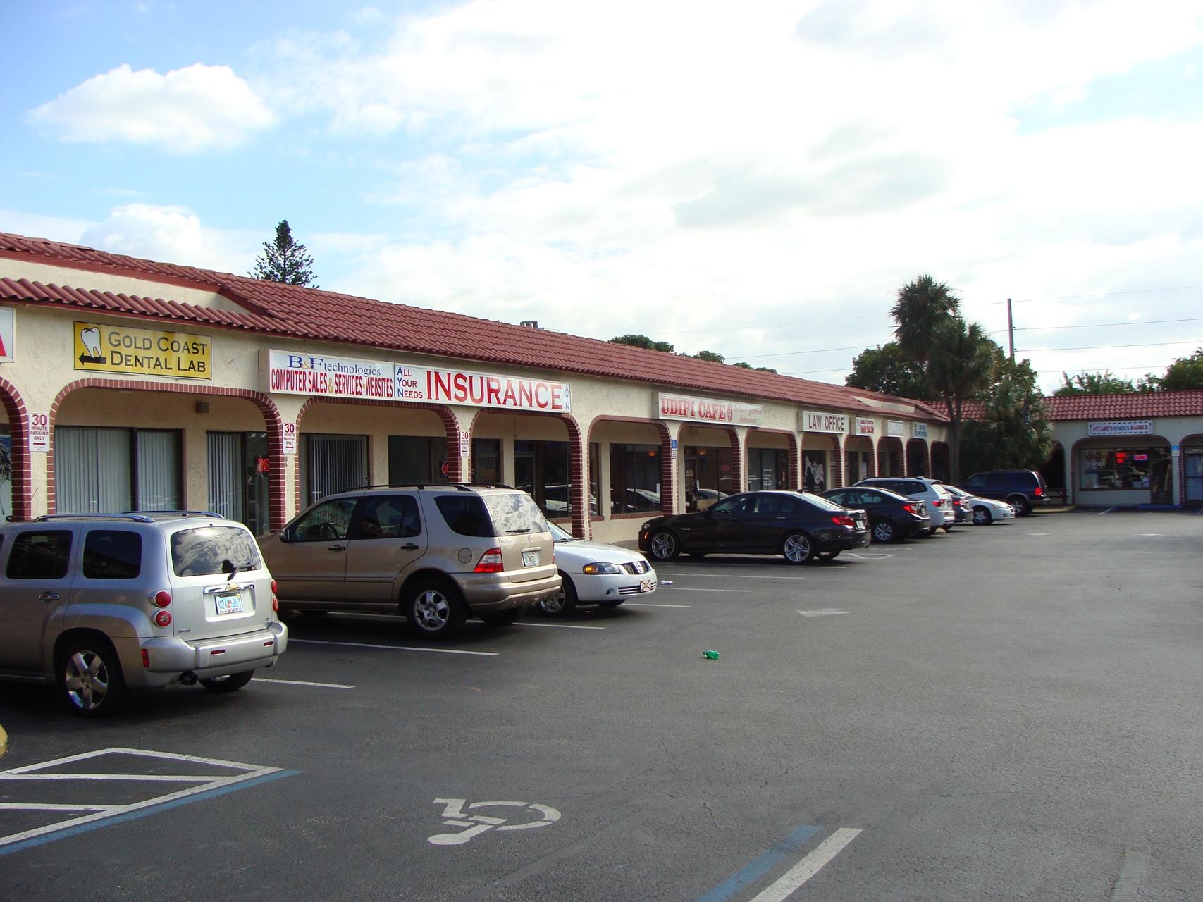 Sun Plaza 2074 N. University Drive, Sunrise, FL 33322