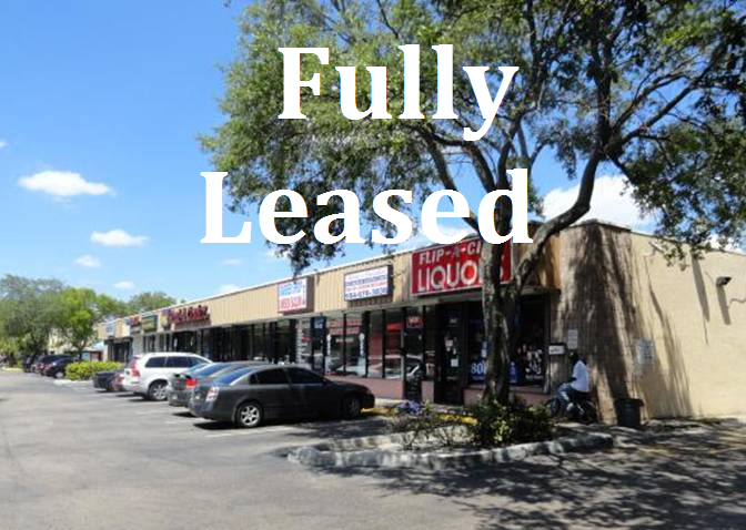 Lakes Plaza_Fully Leased'